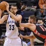Toronto Raptors' Kyle Lowry bumps Miami Heat guard Dwyane Wade as an All ...