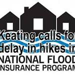 Keating demands review of FEMA Flood maps