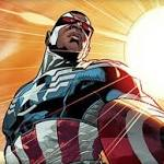 Marvel reveals next Captain America will be black