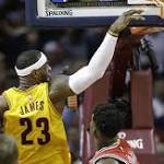 LeBron 'always wanted to win in Cleveland'