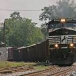 Norfolk Southern Shares Climb as Profit Rises on Merchandise