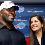 Bills' Williams sues ex-fiancee for $785000 engagement ring