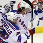 NHL roundup: Rangers beat Penguins 4-3 in shootout