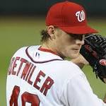 Nationals trade Detwiler to Texas for 2 prospects