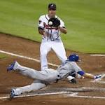 Dodgers hand stumbling Braves their 11th loss in 13 games