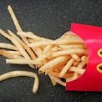 McDonald's deserves a break today