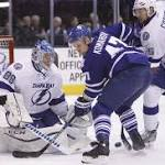 Tyler Johnson, Andrei Vasilevskiy Power Tampa Bay Lightning Past Maple Leafs