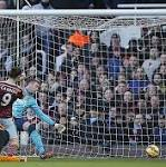 West Ham 3 Hull City 0, match report: Andy Carroll and Stewart Downing score ...