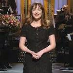 Dakota Johnson Mocks Fifty Shades of Grey, Gives Shout Out to Her Parents in ...