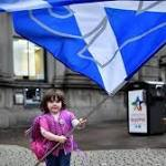 Scotland votes on independence: What are all the newspapers saying?