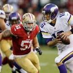 Vikings name Matt Cassel starting quarterback
