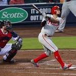 Rupp's 3-run double in 10th lifts Phillies past Braves 7-4