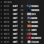 Instant analysis for the Ravens 2014 schedule