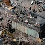 Contractors get prison time for deadly building collapse