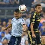 Soccer | Sporting Kansas City 3, Crew SC 2: Kamara shines with two goals, but Crew gives up winner in stoppage time