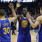 Warriors Forming A Different Kind of Big Three