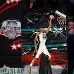 NBA slam dunk contest glory casts tall shadow for some