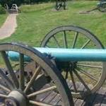 Relic thieves desecrate Civil War battlefield in Virginia