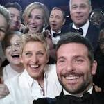 Twitter sees 2014 as year of the celebrity selfie