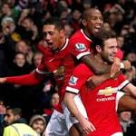'We are forcing luck because of our fighting spirit,' says Louis van Gaal after ...
