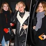Adele, JLaw and Emma Stone vs. 9 Other Famous Trios