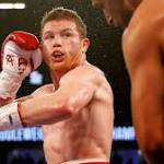 Canelo Alvarez to fight junior middleweight titlist Liam Smith