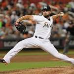 Marlins finalize roster; place reliever Mike Dunn on disabled list