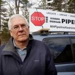 Northeast, despite highest gas costs, resists more pipelines