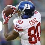 NFL Preseason Blitz: Victor Cruz quiet in long-awaited return to field