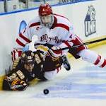 UMD's Frozen Four hopes iced by Boston University