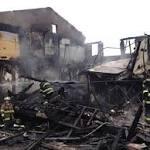 Blaze on Fire Island destroys gay resort landmarks