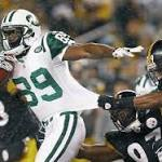 Jerricho Cotchery, Carolina Panthers reach contract