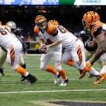 Jeremy Hill shines in first game at Mercedes-Benz Superdome