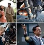 'Gravity,' '12 Years a Slave' up for UK Film Glory