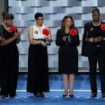 'Mothers of the Movement' Make Emotional Pleas to Voters at DNC