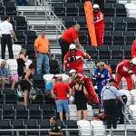 Fans injured at NASCAR race explore legal options