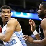 Kennedy Meeks withdraws from draft, returns to UNC for senior season