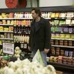 Lost soul meets redemption in grocery's produce aisle