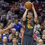 Curry's shooting skills baffling the NBA in a good way