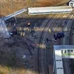 Passenger who survived New York train crash intends to sue railroad