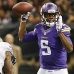 MINNESOTA SPORTS ROUNDUP: Vikings place Cassel on IR, Bridgewater era ...