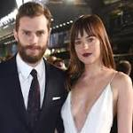 U.K. Fans Squeal and Disrobe at the 'Fifty Shades of Grey' Premiere