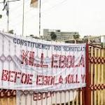 Ebola could infect 500000 by end of January, according to CDC projection