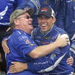 NASCAR: Aric Almirola calls congratulations from Richard Petty 'special'