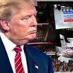 The ghouls have won: The first night of Donald Trump's RNC was a political death cult
