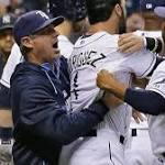 Rays Beat Yankees 6-1 as Jeter Gets Hit