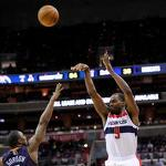 Washington Wizards Defeat Charlotte Bobcats; Losing Streak Goes To 10: Game ...