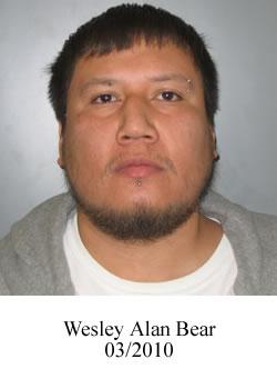 Wesley Alan Bear