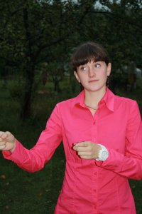 Nastya Barinova