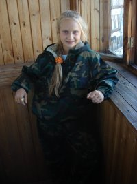Саша Ворошилова
